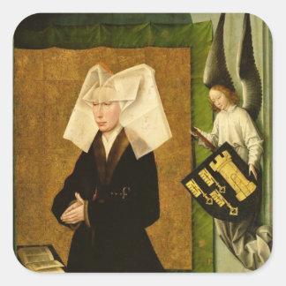 Guigone de Salinsの提供者の妻 スクエアシール