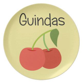 Guindas (さくらんぼ) プレート
