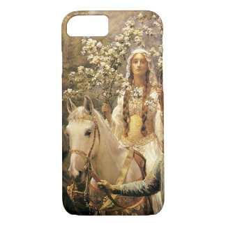 Guinevere Maying女王のiPhone 7の場合 iPhone 8/7ケース