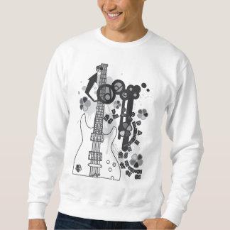 GUITAR-POPの調子 スウェットシャツ