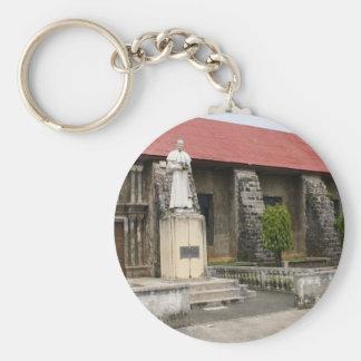 Guiuanの教会 キーホルダー