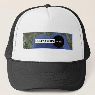 GulfSaversのロゴの帽子 キャップ