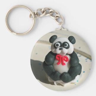 Gumballのおびえさせていたパンダ キーホルダー