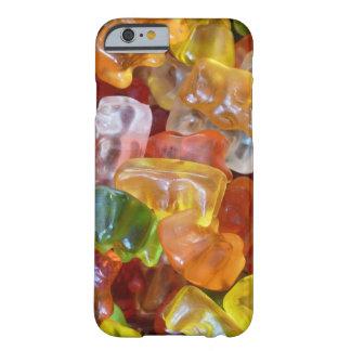 Gummieキャンデーの携帯電話の箱 Barely There iPhone 6 ケース