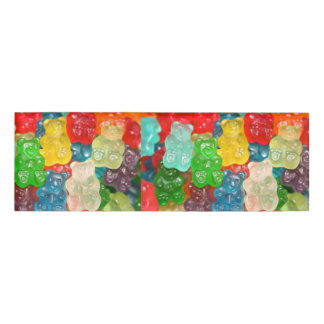 gummybears、キャンデー、カラフル、おもしろい、子供、子供、子供、pa 名札