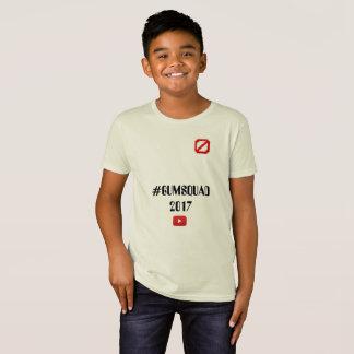 #GUMSQUAD 2017の役人のModdingの障壁のTシャツ Tシャツ
