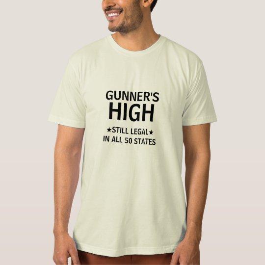 GUNNER'S HIGH Tシャツ