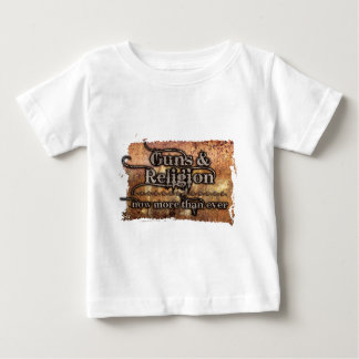 guns&religion ベビーTシャツ