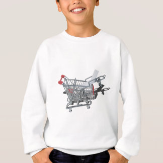 GurneyInShoppingCart092715.png スウェットシャツ