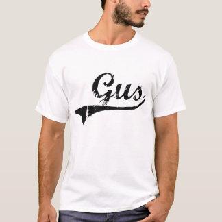 Gusのクラシックなスタイルの名前 Tシャツ