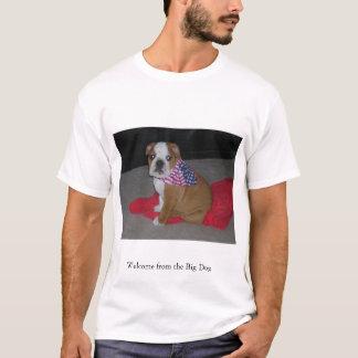 Gusの歓迎 Tシャツ