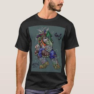 Gusの…ゾンビの屑の人 Tシャツ