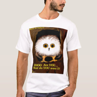 Gus Whoot Tシャツ