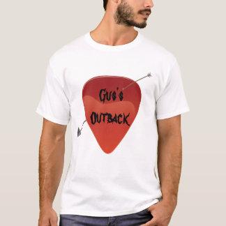 Gus'sの奥地に矢の一突きのワイシャツ Tシャツ