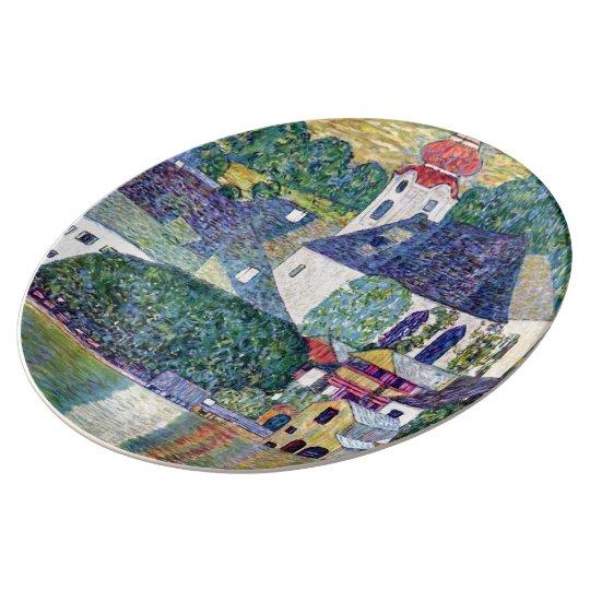 Gustav Klimt 磁器プレート