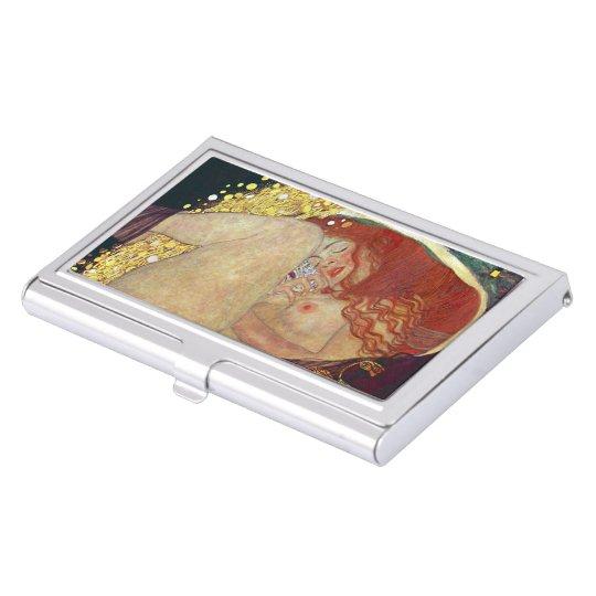 """Gustav Klimt , """" Danae """" 名刺入れ"""