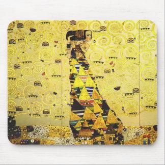 "Gustav Klimt , "" Expectation "" マウスパッド"