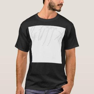 Guttaの原稿 Tシャツ