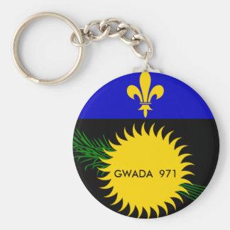 Gwada 971のキーホルダー キーホルダー