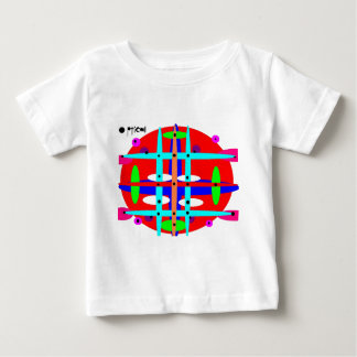 Hによって光学 ベビーTシャツ