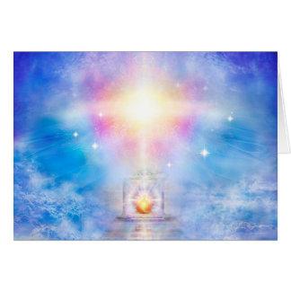 H118アデールの天使の底 カード