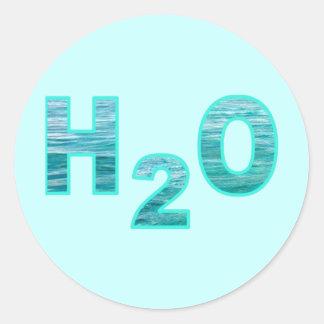 H2O ラウンドシール