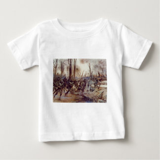 H.チャールズMcBarron著ハーレムからの地獄の戦闘機 ベビーTシャツ