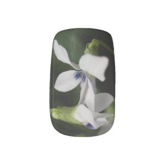 H.A.S. Arts nail design, Violet ネイルアート