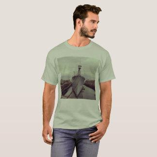 H.M.Sキャロライン(WW1戦艦) Tシャツ