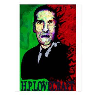 H.P.Lovecraft 1939年 ポストカード