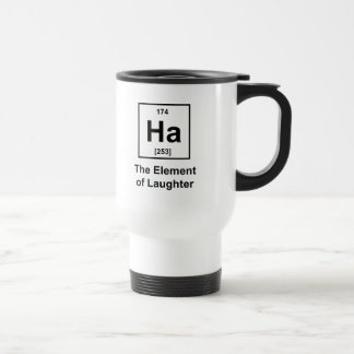 Haの笑い声の要素 トラベルマグ