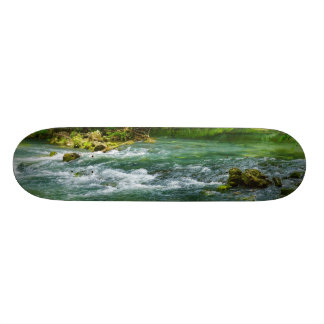 Ha Ha Tonkaの急流 スケートボード