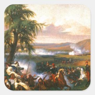 Habra、アルジェリア、1835年12月の戦い スクエアシール