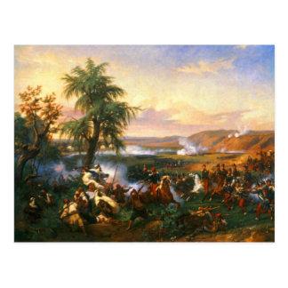 Habra、アルジェリア、1835年12月の戦い ポストカード