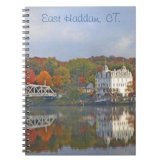 Haddamの東のノート ノートブック