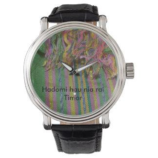 Hadomiのhauのniaのraiティモール-ヴィンテージ腕時計 腕時計