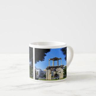 Hadrianのゲート-アテネ エスプレッソカップ
