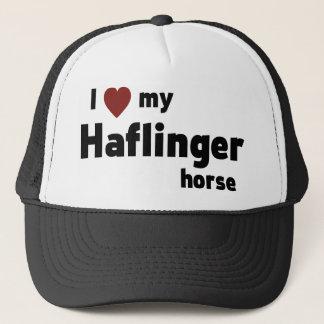 Haflingerの馬 キャップ