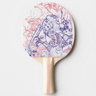 Hagardの卓球 卓球ラケット