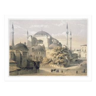 Haghia Sophiaのプレート19: mosqの外観 ポストカード