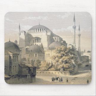 Haghia Sophiaのプレート19: mosqの外観 マウスパッド