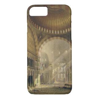Haghia Sophiaのプレート24: 中央dのインテリア iPhone 8/7ケース