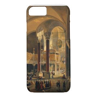 Haghia Sophiaのプレート8: 帝国ギャラリーおよびb iPhone 8/7ケース