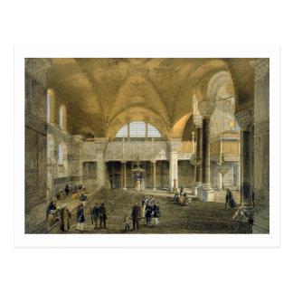 Haghia Sophiaのプレート9: 新しい帝国ギャラリー、 ポストカード