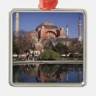 Hagia Sophia、イスタンブール、トルコ メタルオーナメント