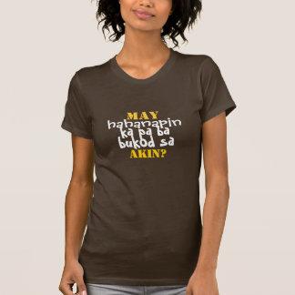 、hahanapin、ka paのBa、同類bukod saかもしれないですか。 Tシャツ