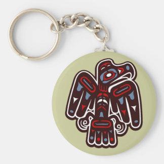 Haidaの雷鳥 キーホルダー