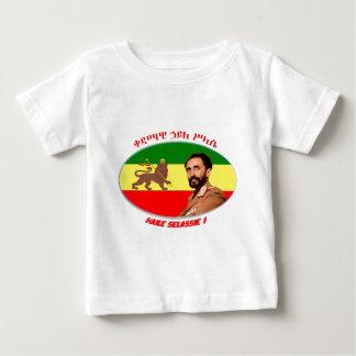 Haile Seilassie ベビーTシャツ