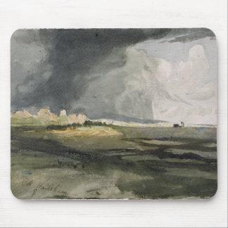 Hailsham、サセックス: 近づく嵐1821年(と マウスパッド