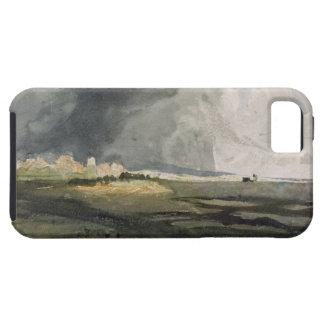 Hailsham、サセックス: 近づく嵐1821年(と iPhone SE/5/5s ケース